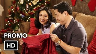 """Fresh Off The Boat 3x08 Promo """"Where Are the Giggles?"""" (HD) Christmas Episode"""