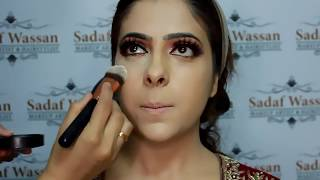 Pakistani bridal makeover