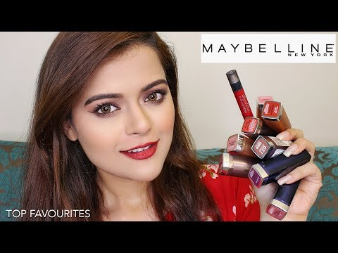 Top 9 Maybelline Lipsticks For Every Occasion & Skin Tone