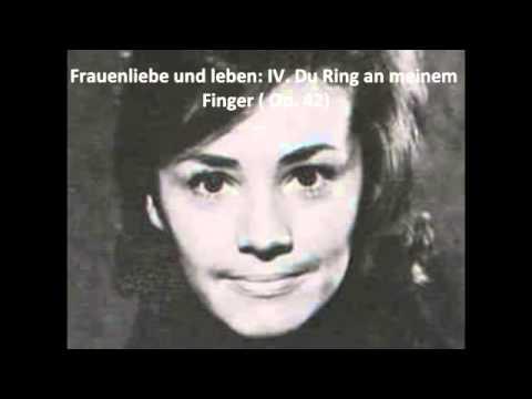 Edith Mathis The complete Frauenliebe und leben Schumann
