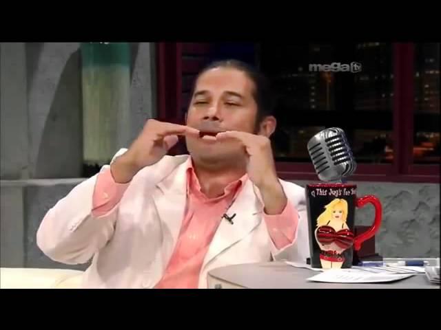Reinaldo Dos Santos - Entrevista Jueves 19 abril - 2012