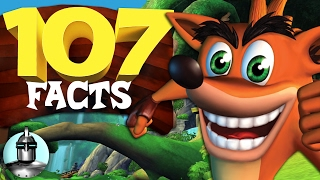 107 Crash Bandicoot Facts | The Leaderboard
