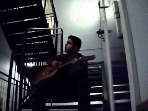 Bakhuda Tumhi Ho (Atif Aslam) Cover acoustic by Mayank Panwar...