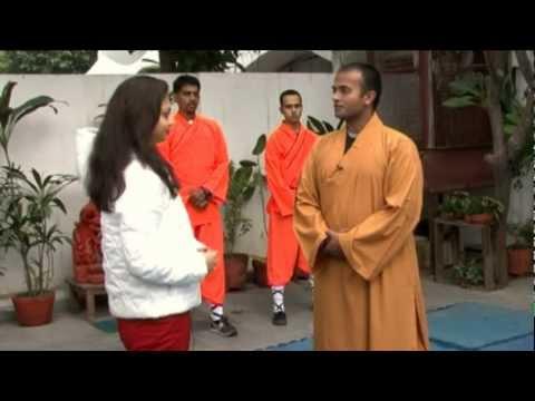 Shaolin kungfu documentary on indian shaolin warrior monk shifu kanishka