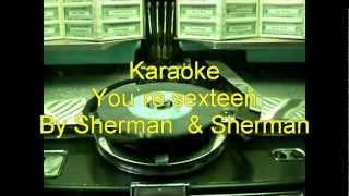 You're Sixteen - Karaoke