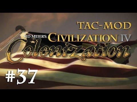 Lets Play Civ 4 Colonization (TAC) #37: Die Schlacht um Jamestown - Nouvelle-France (Deutsch)