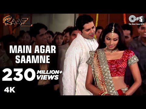 Main Agar Saamne - Raaz | Dino Moreo & Bipasha Basu | Abhijeet & Alka Yagnik video
