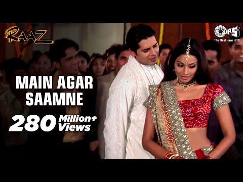 Main Agar Saamne - Raaz | Dino Moreo & Bipasha Basu | Abhijeet...