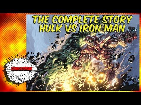 Hulk VS Iron Man (Original Sin Tie In) - The Complete Story