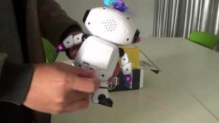 360° Rotation Dancing Electric Robot