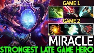 Miracle- [Arc Warden] The Strongest Late Game Hero Meta 7.21 Dota 2