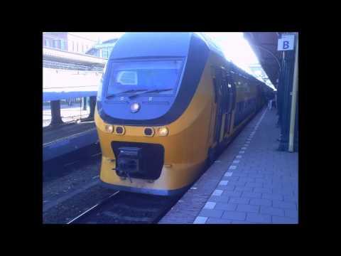 NS Omroep: Intercity Schiphol spoor 3
