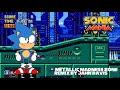 Sonic Mania OST Metallic Madness Zone Remix V2 mp3