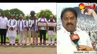 YSRCP Leader Malladi Vishnu Slams Chandrababu | ఆపని చేయడం బాబుకే సాధ్యం.. - Watch Exclusive