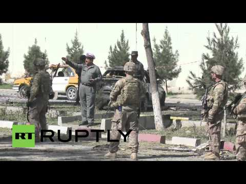 Afghanistan: Bomb blast targets U.S. embassy, three foreigners killed