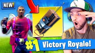*NEW* C4 EXPLOSIVE GAMEPLAY in Fortnite: Battle Royale!