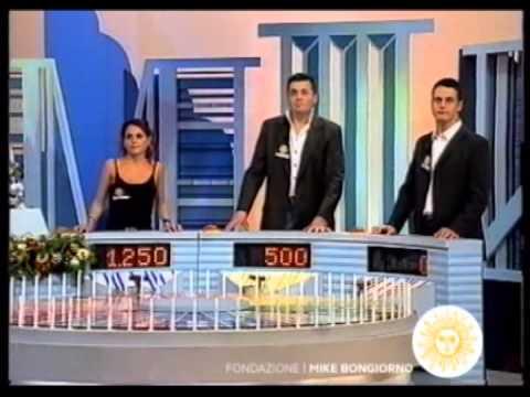 La Ruota della Fortuna (20.12.2003)
