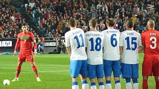 Cristiano Ronaldo Portugal: 11 Goals That Shocked The World