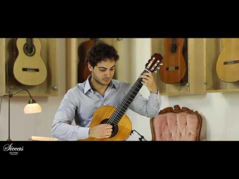 Скарлатти Доменико - Sonata K.32 (Fisk)