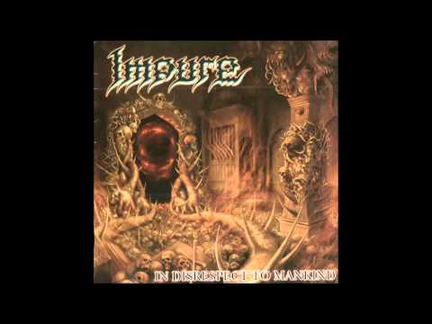 Impure   To Bleed Is For The Weak