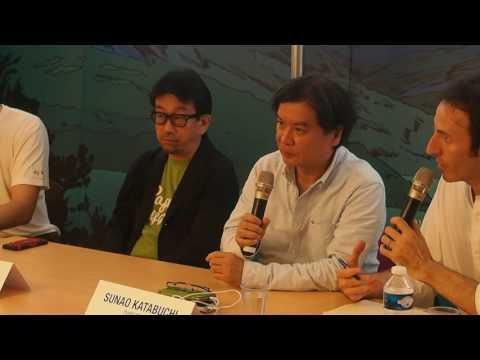 [Annecy 2017] In This Corner Of The World Press Conference With Sunao Katabuchi & Taro Maki