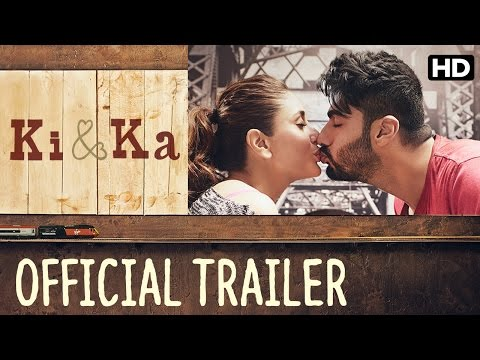 Ki & Ka Official Trailer with English Subtitle   Kareena Kapoor. Arjun Kapoor   R. Balki