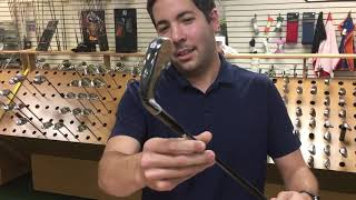 NEW TAYLORMADE P790 BLACK IRONS UNBOXING FIRST LOOK !! | GOLF WAREHOUSE ATLANTA
