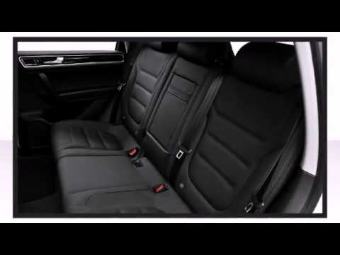 2014 Volkswagen Touareg Video