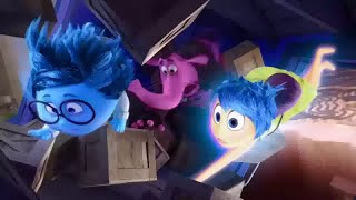 INSIDE OUT TV Spot #5 (2015) Pixar Animated Movie HD