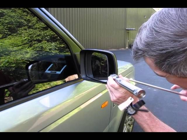 Atlantic British Presents: Replacing Side Door Mirror ...