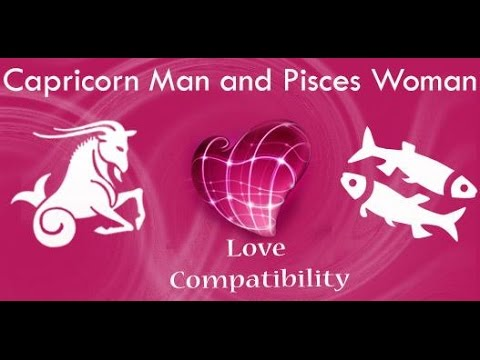 Pisces man and capricorn woman hookup