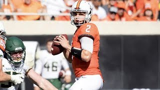 HIGHLIGHTS: Mason Rudolph Torches Baylor in Oklahoma State