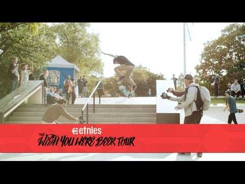 "Etnies - ""Wish You Were Beer"" Tour 