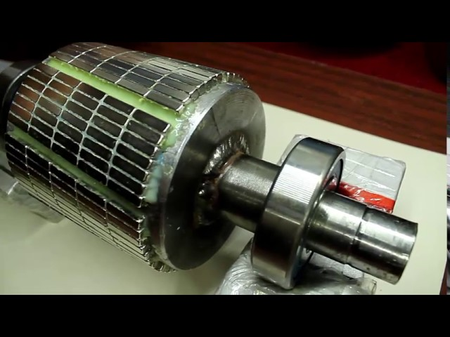Электродвигатель с неодимовыми магнитами своими руками 72