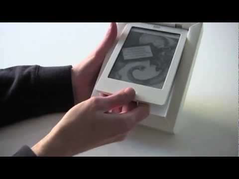 Kobo Touch eReader-Review