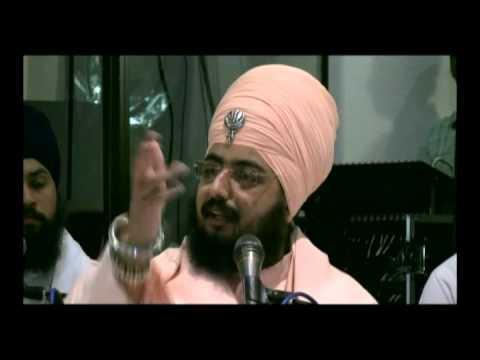 Gurbani Katha - Sant Baba Ranjit Singh Ji Dhadrian Wale - West Sacramento - Oct 11, 2010 video