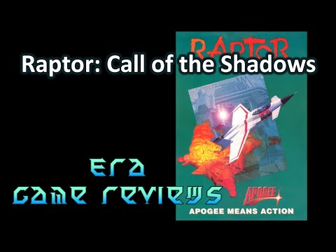 Era Game Reviews - Raptor: Call of the Shadows PC Game Review
