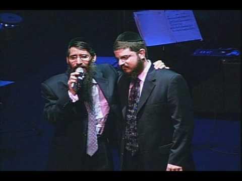 Avraham Fried  &  Benny Friedman