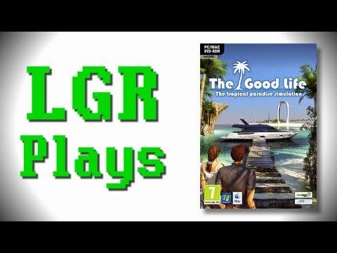 LGR Plays - The Good Life