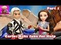 Carlos Asks Jane for Help - Part 1 - Descendants Race Choose Your Adventure Disney