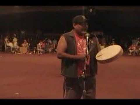 Algin Scabby Robe - One Man Hand Drum Finals