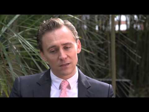 Tom Hiddleston. Exhibition Interview.