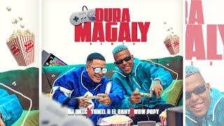 Download lagu Dj Unic, Yomil y El Dany, Wow Popy - Dura Magaly ( Remix )