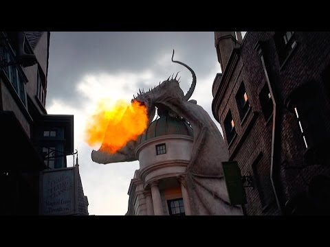 The Wizarding World of HarryPotter Diagon Alley and Hogsmeade Tour Universal Orlando