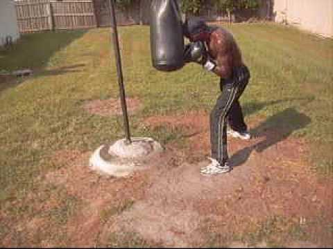 Basic Boxing Training Image 1