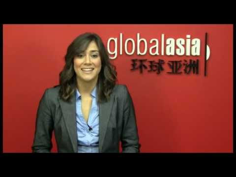 Informativos Global Asia TV 10/11/2011