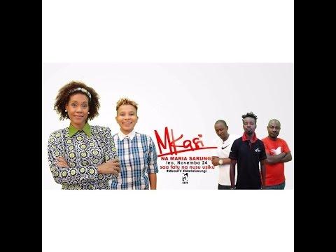 Mkasi Promo With Maria Sarungi