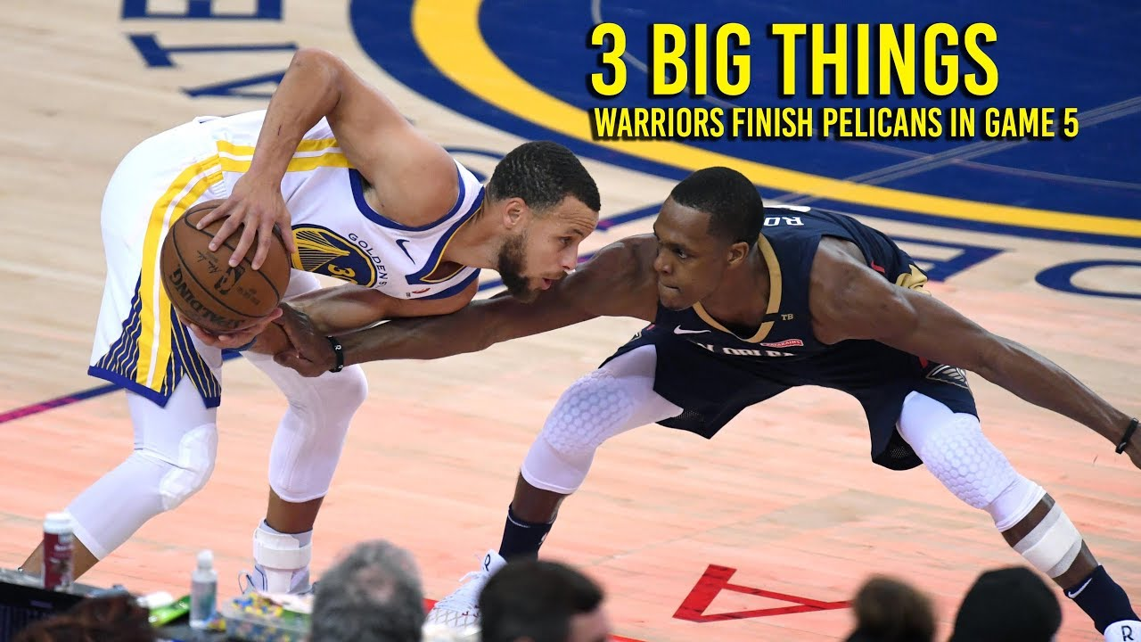 3 Big Things: Warriors hit stride as they face tough test yet