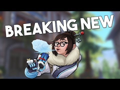 Mei Can Touch The Sky!!! - Overwatch Try Not To Laugh Ep.16