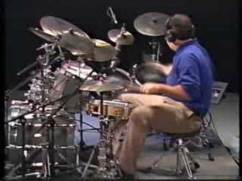 Peter Erskine - Improvisation
